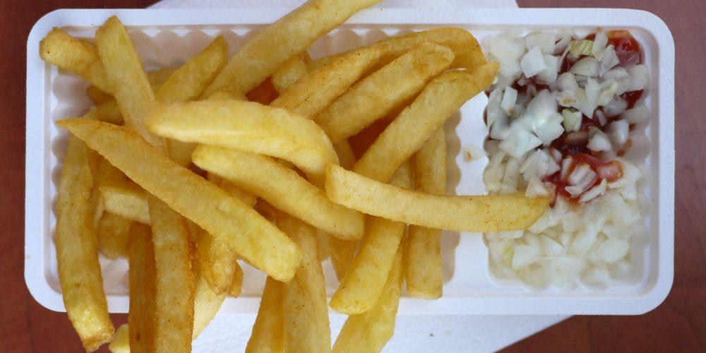 Gdzie w Krakowie zjeść dobre frytki ?